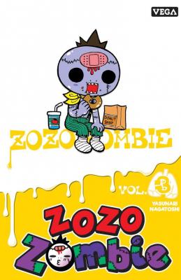 Couverture de Zozo zombie n° 3