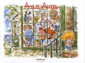 "Afficher ""Ana Ana n° 15 Les Doudous libraires"""