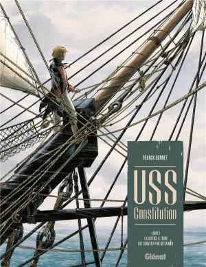 """Afficher """"USS Constitution n° 1La justice à terre est souvent pire qu'en mer"""""""