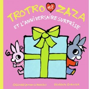 "Afficher ""Trotro et Zaza n° 18 Trotro et Zaza et l'anniversaire surprise"""