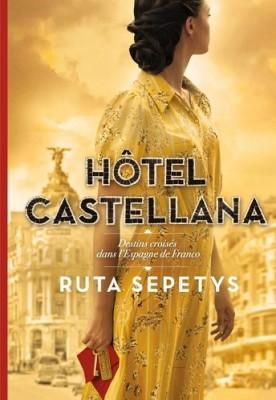 vignette de 'Hôtel Castellana (Ruta Sepetys)'