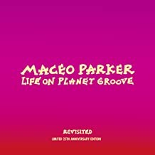 """Afficher """"Life on planet groove"""""""