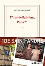 """Afficher """"57 rue de Babylone, Paris 7?"""""""