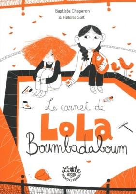 """Afficher """"Le carnet de Lola Boumbadaboum"""""""
