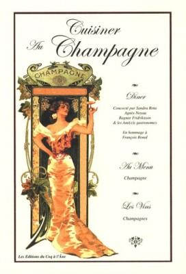 "Afficher ""Cuisiner au champagne"""