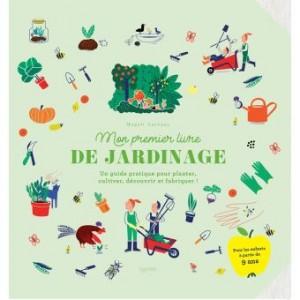 """Afficher """"Mon premier livre de jardinage"""""""