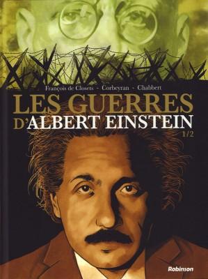 """Afficher """"Les guerres d'Albert Einstein."""""""