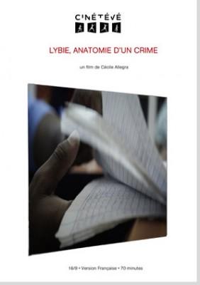"""Afficher """"Lybie, anatomie d'un crime"""""""