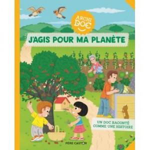 """Afficher """"J'agis pour ma planète"""""""