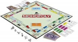 Couverture de Monopoly : Le célèbre jeu de transactions immobilières