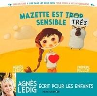 """Afficher """"Mazette est trop sensible / Mazette est très sensible"""""""