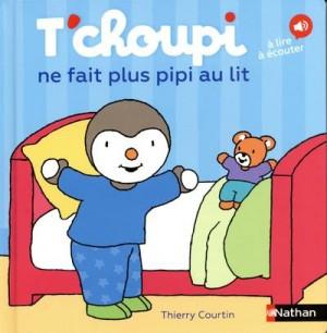 "Afficher ""T'choupi ne fait plus pipi au lit"""