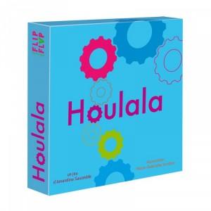 Couverture de Houlala