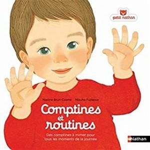"""Afficher """"Comptines et routines"""""""