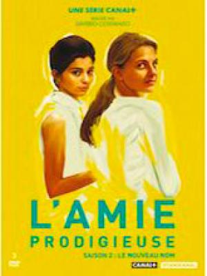 "Afficher ""L'Amie prodigieuseL'Amie prodigieuse : saison 2"""