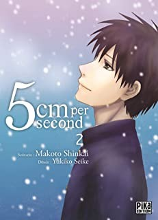 "Afficher ""5 cm per second."""