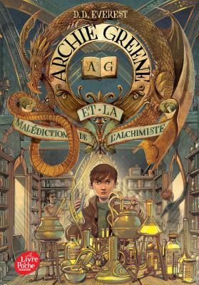 """Afficher """"Archie Greene n° 2 Archie Greene et la malédiction de l'alchimiste"""""""