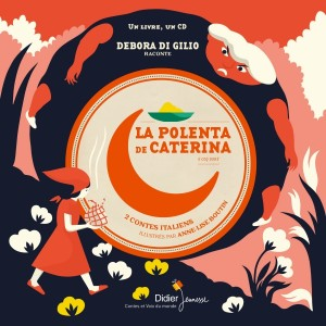 """Afficher """"La Polenta de Caterina & Coq doré"""""""