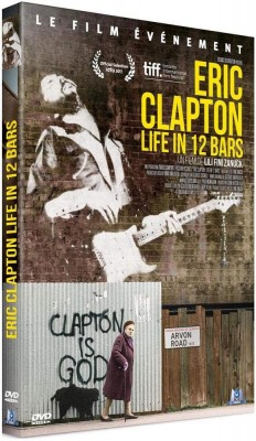 """Afficher """"Eric Clapton : Life in 12 Bars"""""""