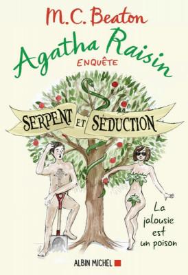"""Afficher """"Agatha Raisin enquête n° 23 Serpent et séduction"""""""
