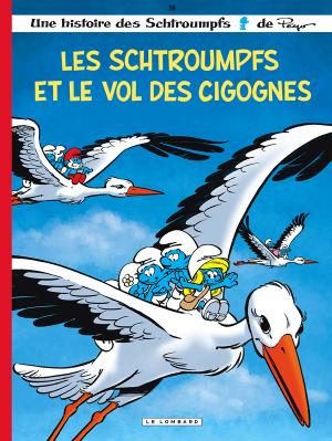 """Afficher """"Les Schtroumpfs n° 38 Les Schtroumpfs et le vol des cigognes"""""""