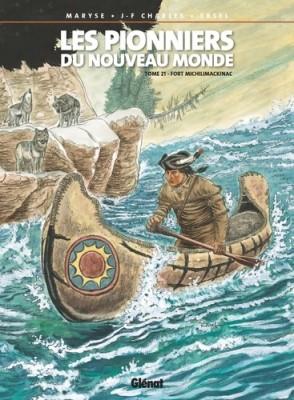 """Afficher """"Les pionniers du Nouveau Monde."""""""