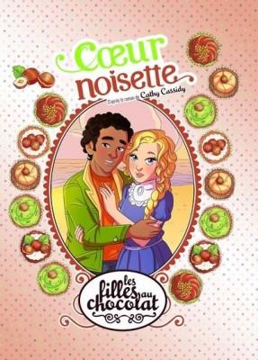 """Afficher """"Les filles au chocolat n° 11 Coeur noisette"""""""