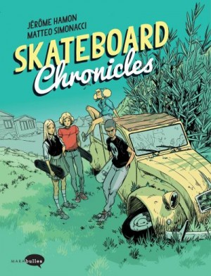 "Afficher ""Skateboard chronicles"""