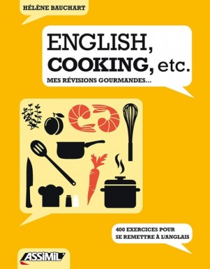 "Afficher ""English, cooking, etc."""