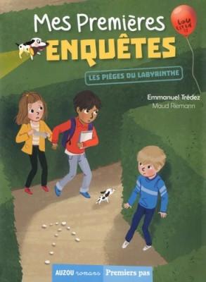 """Afficher """"Mes premières enquêtes Les pièges du labyrinthe"""""""