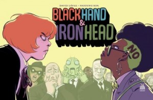 vignette de 'Black hand & Iron head (David López)'