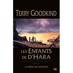 """Afficher """"Les Enfants de D'Hara n° 3 Le Désert des supplices"""""""