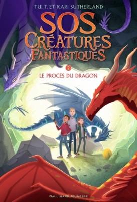 """Afficher """"SOS créatures fantastiques n° 2Le procès du dragon"""""""