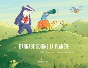 """Afficher """"Barnabé soigne la planète"""""""