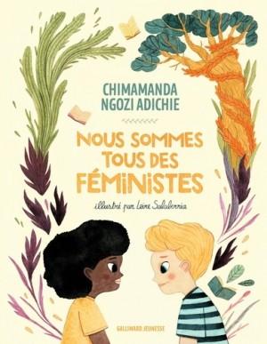 """Afficher """"Nous sommes tous des féministes"""""""
