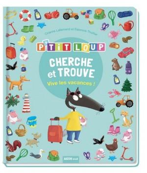 """Afficher """"Cherche et trouve Vive les vacances !"""""""