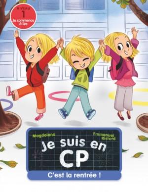 """Afficher """"Je suis en CP n° 1C'est la rentrée !"""""""