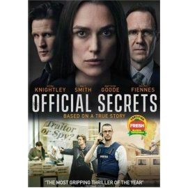 "Afficher ""Official secrets"""