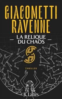 """Afficher """"Soleil noir n° 3 La Relique du chaos"""""""