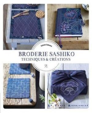 """Afficher """"Broderie sashiko"""""""