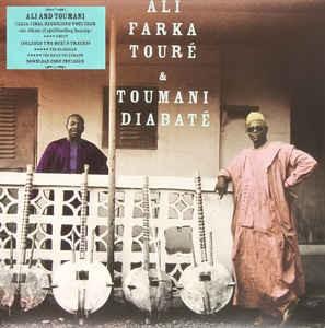 "Afficher ""Ali Farka Touré & Toumani Diabaté"""