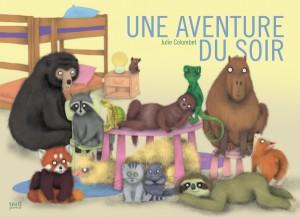 "Afficher ""Une aventure du soir"""
