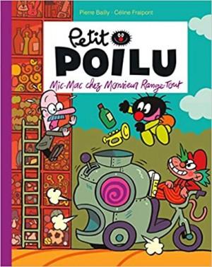 """Afficher """"Petit PoiluMic-Mac chez Monsieur Range-Tout"""""""