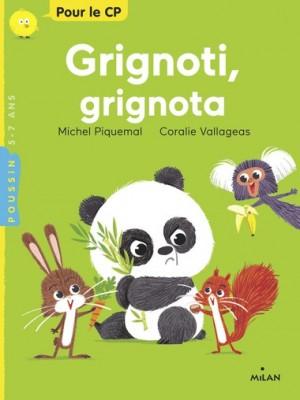 """Afficher """"Grignoti, grignota"""""""
