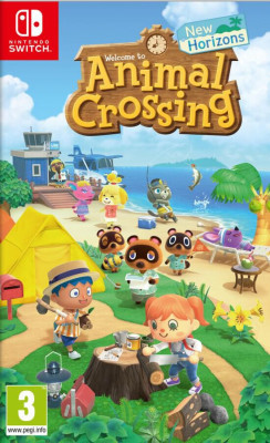 "Afficher ""ANIMAL CROSSING : new horizons"""