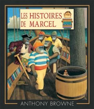 """Afficher """"Les histoires de Marcel"""""""