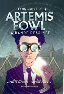 "Afficher ""Artemis Fowl : la bande dessinée n° 1"""