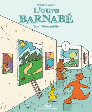"""Afficher """"L'ours Barnabé n° 20Visite guidée"""""""
