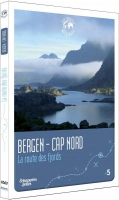 """Afficher """"Echappées belles : Bergen - Cap Nord"""""""