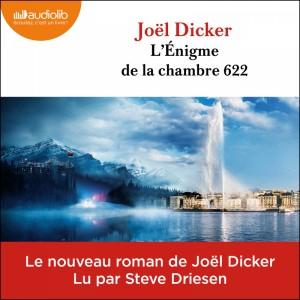 vignette de 'L'énigme de la chambre 622 (Joël Dicker)'